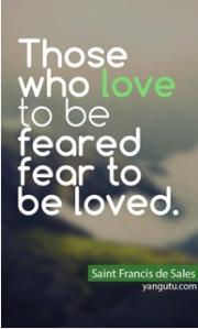 lovetobefearedfeartobeloved