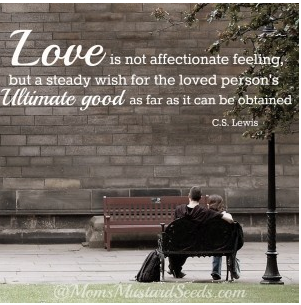 Love: What is needed for a lasting Marriage